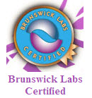 Brunswick Labs Certified Logo