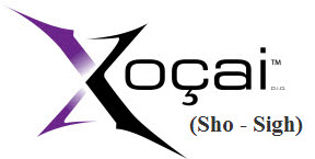 Xocai Healthy Chocolate Products Logo