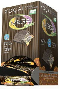 Buy Xocai Healthy Chocolate Omega Squares