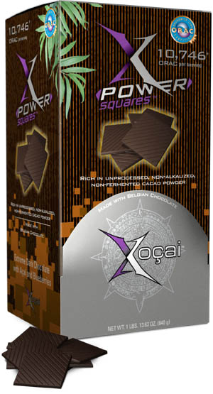 Buy Xocai Healthy Chocolate Power Squares