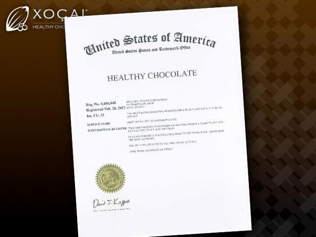 Healthy Chocolate Trademark