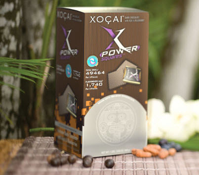 Xocai Power Squares